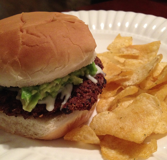 homemade-quinoa-burger-blaine