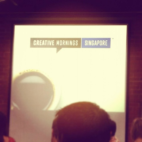 Soul-less Singapore -Creative Mornings