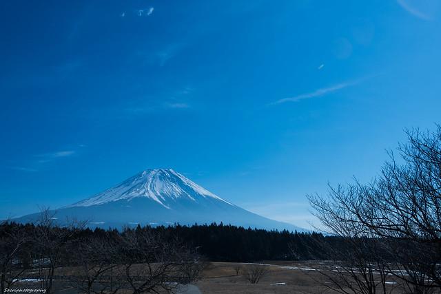 富士山 #01