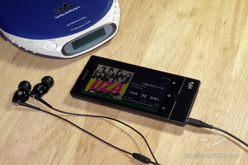 Sony WALKMAN F800 NWZ-F804