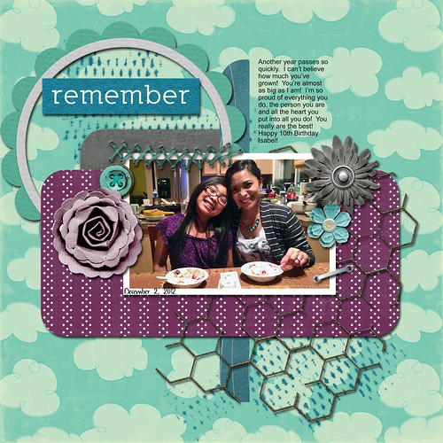 Remember_Maureen_Isabel_Isabel's Birthday_2012_PRINT