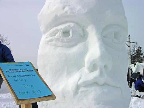 Glenn Terry front face