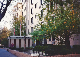 Carlyle Suites Hotel, Dupont Circle area, Washington