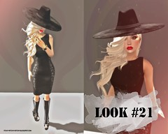 Look #21 Sick Like Me