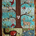 Forest Friends Quilt - after washing by PatchworkPottery