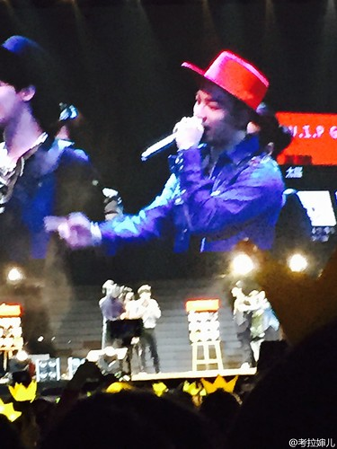 G-Dragon, Seung Ri & Tae Yang - V.I.P GATHERING in Harbin - 考拉婶儿 - 04