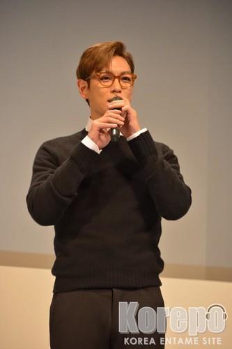 TOP - Secret Message Tokyo Première - 02nov2015 - Korepo - 15