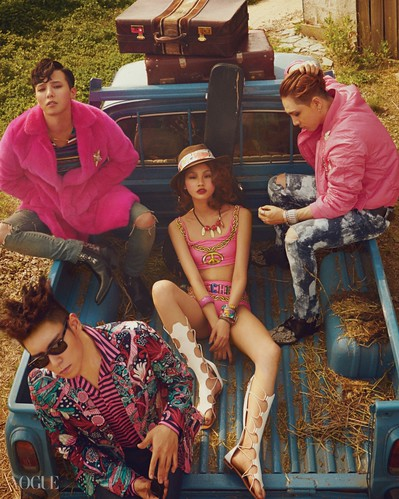 BIGBANG Vogue July 2015 002