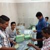 جشن هرمزیاران۳ ساعت چهار روز اول پاییز در سالن دانشکده این هم مرحله آمادهسازی