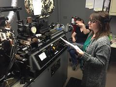 Oxberry Optical Printer