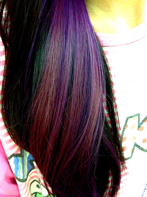 purple hair 3