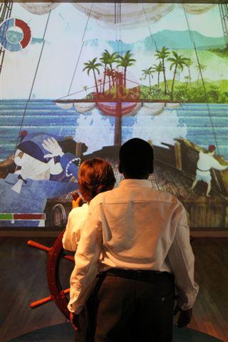 Visitas escolares - Pabellón de la Navegación