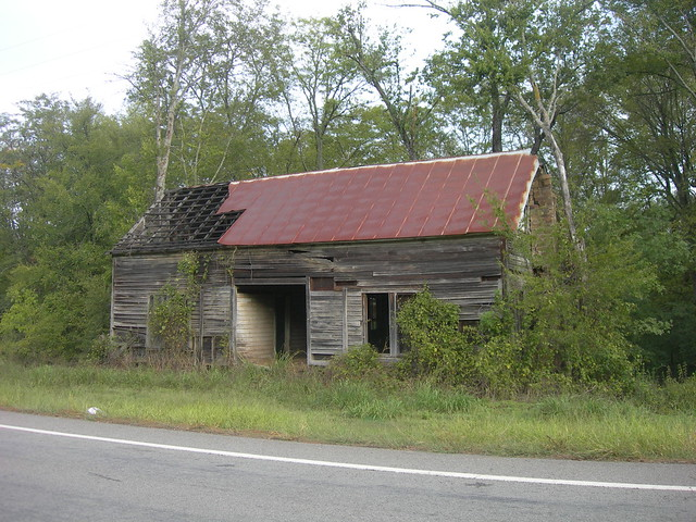 Decaying dog trot house flickr photo sharing for Dogtrot modular homes