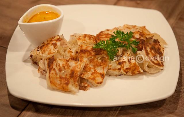 Kaya Malay Bistro/home-style roti