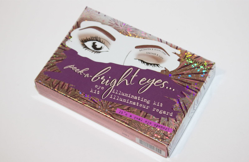 Benefit peek-a-bright eyes...