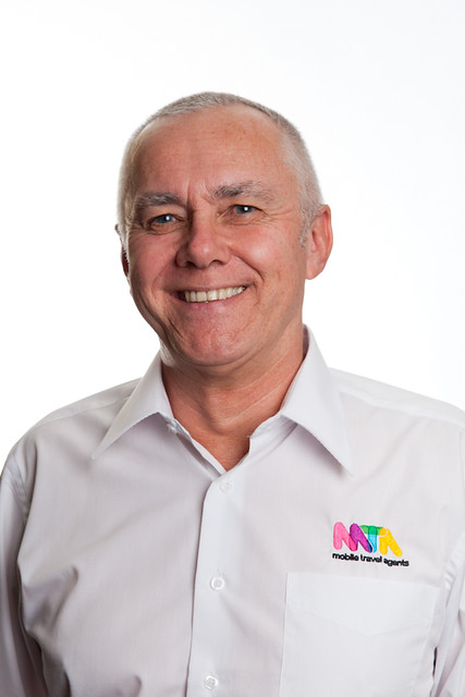 Mobile Travel Agents' Managing Director, Roy Merricks