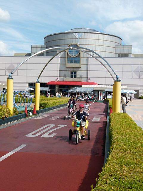 Hiroshima transportation museum- bicycle fun  Fun ...