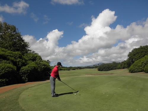 Kauai Lagoon Golf Club 123