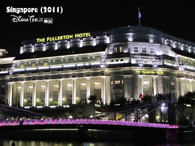 Day 1 Singapore - The Fullerton Hotel
