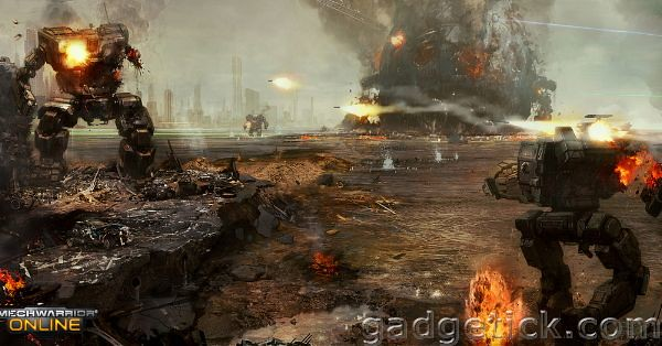 MechWarrior Online Beta