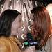 Christy Lee Hughes, Johanna Watts, Bel Air Film Festival 2012