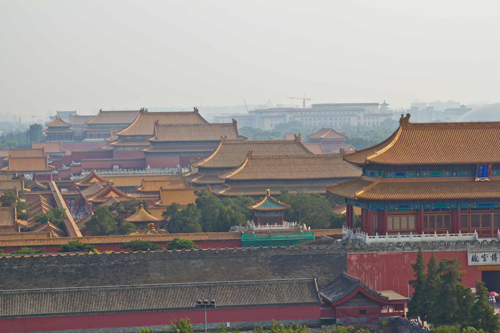 Enter into the Forbidden City with Gray Line