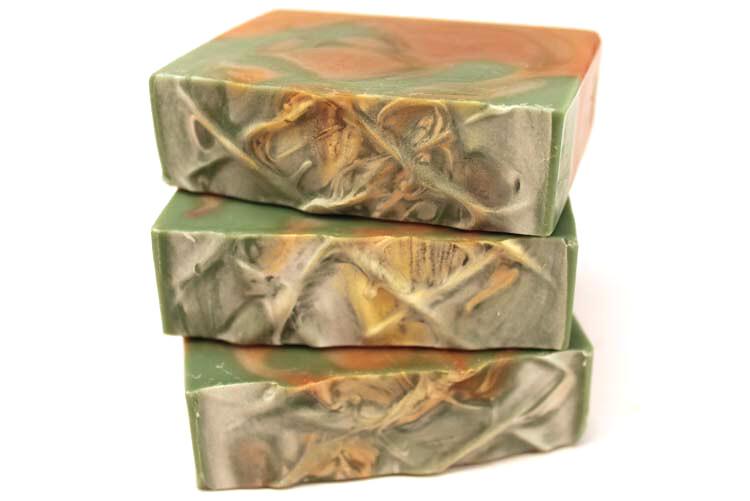 oakmoss handmade artisan soap