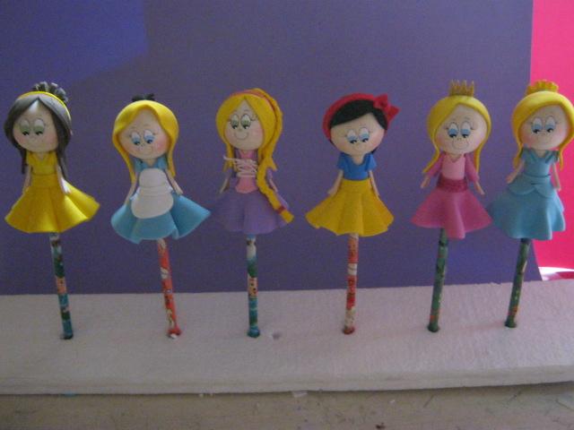 fofuchas+princesas+disney+seis+patrones+atrfoamicol+fofulapices+ ...