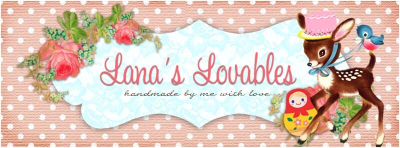 Lanas lovables Banner
