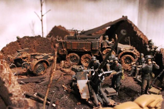 Military dioramas 1 35