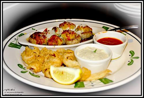 Lobster Ravioli At Olive Garden Lobster House