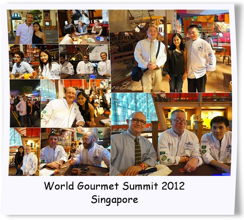World Gourmet Summit, Singapore