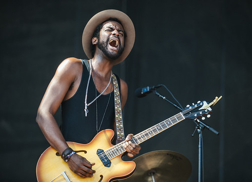 Gary Clark Jr. @ Austin City Limits 2012, Day 3 (Austin, Texas, Oct. 14, 2012)