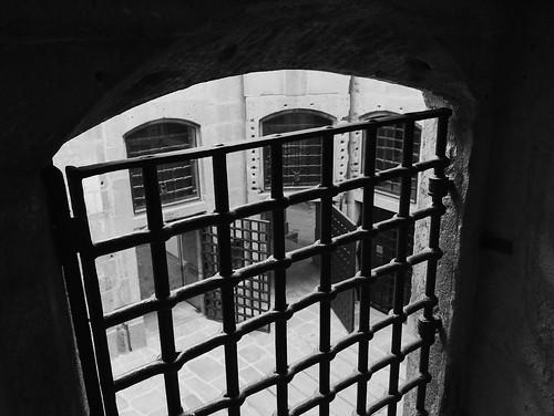 Na antiga Cadeia da Relação