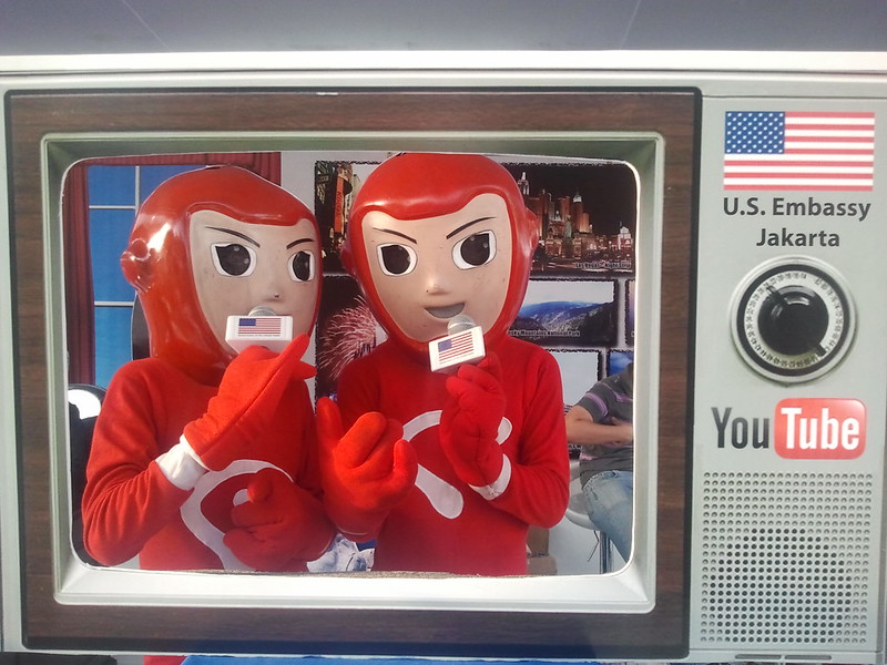Embassy Supports Internet Freedom And Social Media For Social Good Through Social Media Festival 2012