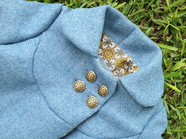 Girls Wool Coats