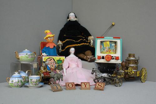 Museum Toys
