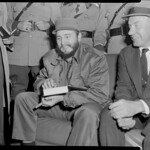 Fidel Castro in Boston