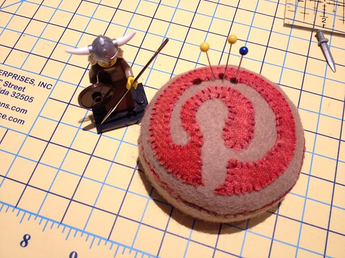 Pinterest Pin Cushion