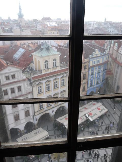 01 布拉格旧市政厅钟楼