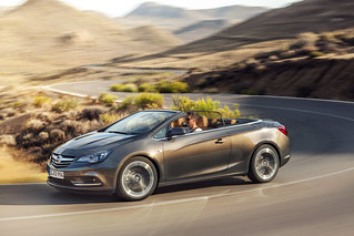 Pressefoto Opel Cascada