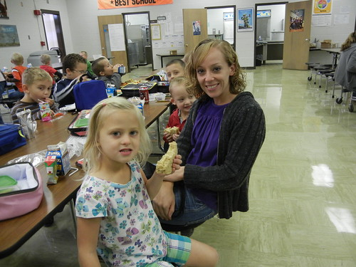 Oct 12 2012 Shanna Ruth Elden Elkton Elementary Lunch