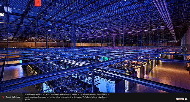 Google Data Center II