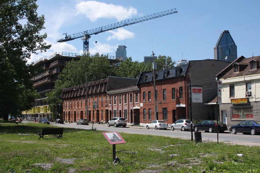 Développements à Griffintown - Montréal
