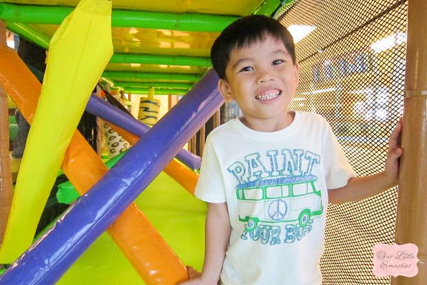 Edison @ Canopy Playground
