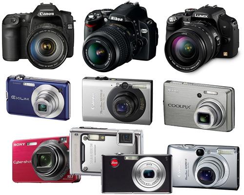 Clases de cámaras