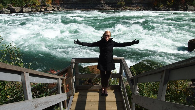 Niagara Falls - White Water Walk
