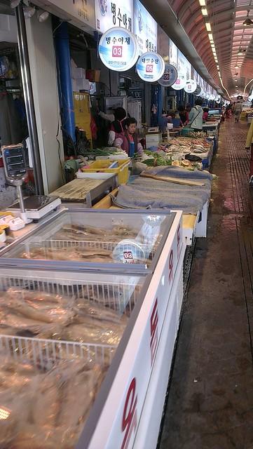 濟州市東門在來市場