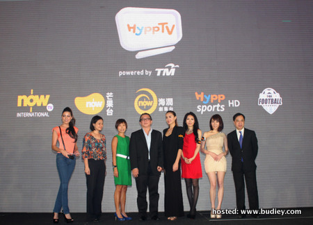 HyppTV and 5 new Channel launching event 18oct Pic 2