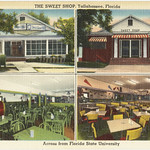 The Sweet Shop, Tallahassee, Florida, across from Florida State University